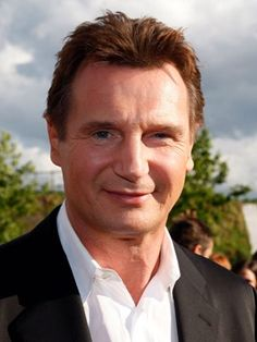 Liam Neeson laugh-cry-nod-of-approval