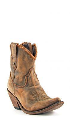 Womens Liberty Black Vintage Boots Canela #Lb-711225vint via @Allens Boots