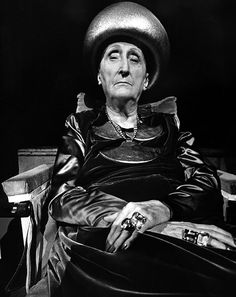 """""""Vulgarity is, in reality, nothing but a modern, chic, pert descendant of the goddess Dullness.""""   ~ Edith Sitwell, Taken Care Of ,1965"""