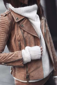 Cool 100 Badass Leather Clothes For Women | Fashion https://dressfitme.com/badass-leather-clothes-women/