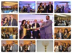 """GLBIMR has been crowned with yet another glorifying award at the 18th National Management Summit on """"Leading Transformation of the Organizations in the Digital Age"""" held at The Suryaa Hotel, New Delhi on Feb 3, 2017. It was a matter of great pride & joy when Dr. Urvashi Makkar, Director General, GLBIMR received the """"FORE-TOP RANKERS EXCELLENCE AWARD FOR ACADEMIC LEADERSHIP"""" from Padma Shri Dr. Pritam Singh, Non Executive & Independent Director, Hero MotoCorp and Mr. Mahesh Singh"""