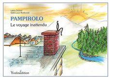 Pampirolo, petit personnage proche de Pinocchio alerte, dans un conte éducatif, sur les dangers des écrans pour les enfants.