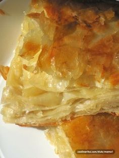 Maslenica — Coolinarika Pita Recipes, Bread Recipes, Cookie Recipes, Dessert Recipes, Desserts, Bosnian Recipes, Croatian Recipes, Bread Dough Recipe, Breakfast Recipes