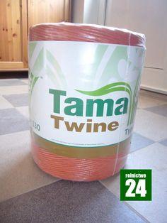 Sznurek rolniczy TAMA TWINE - http://rolnictwo24.pl/sznurek-rolniczy-tama-twine/