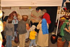 Other activities, beside food,   A Night in Bethlehem