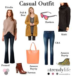 Casual Outfit. Black Friday. A trendy life. #casual #blackfriday #descuentos #promotion #cuponation #pull&bear #hawkers #kiabi #promod #sarenza #amazonbuyvip #c&a #privalia #shoppping #personalshopper #outfit #fashionblogger #atrendylife www.atrendylifestyle.com