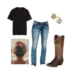 Litterally what I'm wearing today Summer Cowgirl Outfits, Western Outfits Women, Camo Outfits, Country Style Outfits, Southern Outfits, Country Chic, Redneck Clothes, Camo Clothes, Teen Fashion Outfits