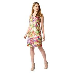 Studio 8 Sizes 12-26 Multi-coloured frieda dress | Debenhams