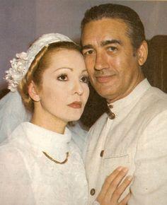 Doris y el gran Carlos Márquez