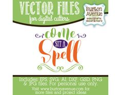 Burton Avenue: Freebie Friday - Come Sit a Spell