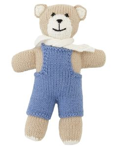 this precious little bear is a perfect gift for an expecting mother!
