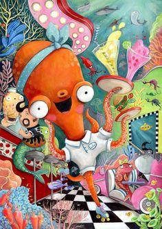Illustrations Monika Suska