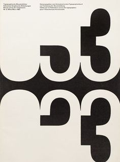 type magazine, cover from 1962, typography, fonts, lettering, print, graphic design