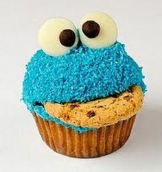 MuyVariado.com: Cupcakes Animados, Opciones Divertidas para Fiestas Infantiles