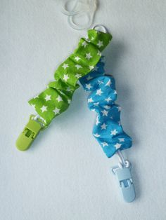 Babyschalenbezüge - Schnullerkette Raupe, viele Farben - ein Designerstück von kathikreativ bei DaWanda