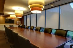North Point Ministries - Conference Area - offices done by Facilitec