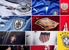 World cup chest branding - clubs to watch !