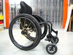 Invacare All-Terrain