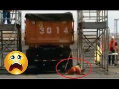kompilasi video kecelakaan kerja pada konstruksi bangunan