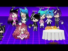 1sister 3brothers { gacha Life } - YouTube My Best Friend, Best Friends, 3 Brothers, Circus Baby, Life Video, Song Artists, Cute Anime Character, Music Publishing, Tomboy