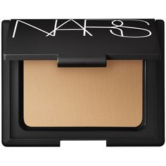 NARS Mountain Pressed Powder - Mountain (£28) ❤ liked on Polyvore featuring beauty products, makeup, face makeup, face powder, fillers, beauty, nars, cosmetics, mountain and nars cosmetics