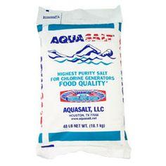 AquaSalt 40 lbs