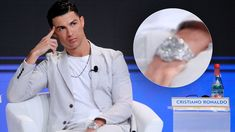 Cristiano Ronaldo spotted wearing Rolex's most expensive watch ever made. Read now on Sky-News Expensive Watches, Most Expensive, Barcelona Soccer, Fc Barcelona, Cristiano Ronaldo Manchester, Juventus Players, International Soccer, Alex Morgan Soccer, Soccer Girl Problems
