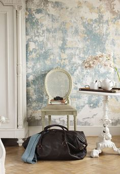 Wallpaper is the ideal quick fix to add interior style to your home – simply paper one wall or a whole room to create dramatic effect