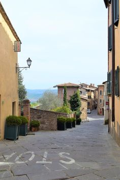 What's so special about Brunello wine? Ohhh... click to find out more and see this beautiful town through our photos.  http://ouritalianjourney.com/montalcino-beautiful-hill-town-famous-wine/