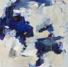 Luna by Parima Studio, abstract canvas print