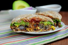 Chipotle Black Bean Burgers...we've made something like this, but the prep in this recipe looks much better.