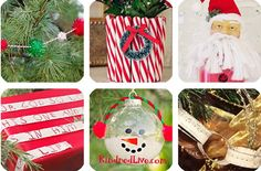 12 Christmas Crafts To Entice You To Get Crafty by KindredLive.com  #cuteideas #Christmas #crafts #Christmascrafts #craftygirls