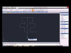 Como desenhar peças siméricas no seu Software CD com o Symmetrical draw