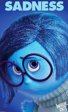 With Inside Out from Disney Pixar, kids (and parents) can learn a lot about their emotional worlds and how to cope with uncomfortable feelings like sadness. Available on Disney Movies Anywhere Oct 13 and on Blu-ray Nov 3.