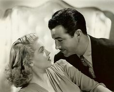 Robert Taylor and Lana Turner - Johnny Eager,1941