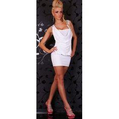 Seksi Beyaz Elbiseler