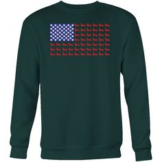 Pet - American Flat - Unisex Sweatshirt T Shirt - TL00992SW