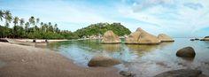 The Sanctuary -- Spa resort Thailand yoga, detox, wellness, health retreat in Koh Phangan
