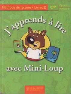 J'apprends à lire avec Mini-Loup, livret 2 (2000) Cycle 2, Lus, Mini, Winnie The Pooh, Pikachu, Disney Characters, Fictional Characters, Family Guy, Reading