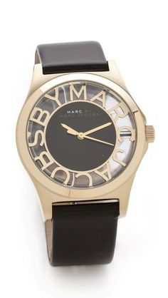 Montre pour femme : marc jacobs watch- this WILL be my next big purchase!