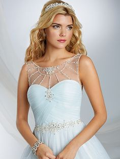 Alfred Angelo Bridal Style 244 from Disney Fairy Tale Wedding Dresses