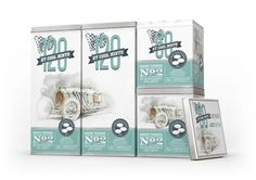 Grand Touring Cool Mints - The Dieline -