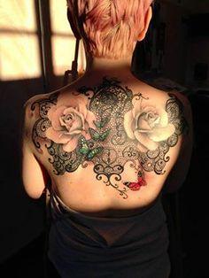 brunette teen tattoo amateur