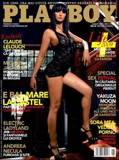 Playboy Magazine - August 2009 (Romania)