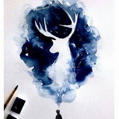 Живопись в 2019 г. dibujos, dibujos con acuarelas и dibujos para arte. Harry Potter Kunst, Harry Potter Sketch, Harry Potter Painting, Harry Potter Drawings, Beautiful Drawings, Cute Drawings, Drawing Sketches, Drawing Ideas, Easy Disney Drawings