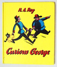 Absolutely! A Curious George book on sale on Etsy!!! It's rare because there isn't a name signed on the first page!!! I must have this for my children some day!