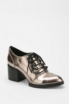 Kelsi Dagger Bandit Heeled Oxford #urbanoutfitters