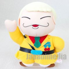 Retro Rare! Patalliro Plush Doll Yujin 2 JAPAN ANIME MANGA