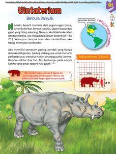 Buku Pintar Ensiklopedia Dinosaurus dan Binatang Purba Katabaca.com Malay Language, Jurassic World, Peta, Dinosaurs, Studying, Bedtime, Dan, Knowledge, Science