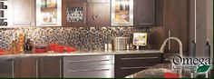 Dynasty Door Styles | Omega Cabinetry | NJ Kitchen Cabinets | Quality Custom Cabinetry and Installation